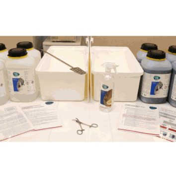 Detect Kit Surgical instruments